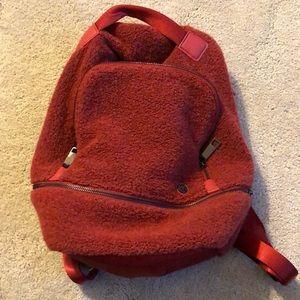 Lululemon City Adventurer Backpack Mini Sherpa 10L